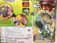 ben ten omnitrix - children ben Omnitrix one piece figure kids ben ten pvc anime figure hot toys Christmas new year gift