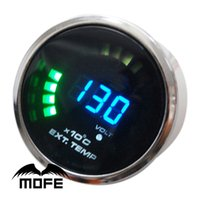 air fuel meter - SPECIAL OFFER MOFE Original Logo LCD mm Inch Gauge Meter With Exhaust Gas Temp Oil Temp Air Fuel Ratio