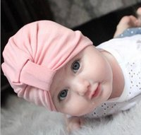 baby industry - The explosion models Europe baby children s hats tied Bohemia wind India Baby Hat Cap industry HJIA742