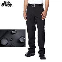 Wholesale Men s Outdoor Sport Tactical Climbing Hiking Pants Softshell Fleece Quick Dry Waterproof and Windproof Camouflage Pants
