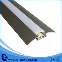 Wholesale 1m length Aluminum LED Profile Item No LA LP21 led strip profile suitable for LED strips up to mm width
