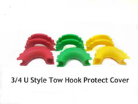 Wholesale U Style Tow Hook Protect Cover pc set