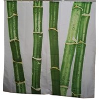 bamboo curtain - 180x200cm Bamboo Forest Shower Curtains Waterproof Polyester Fabric Bathroom Curtain With Hooks