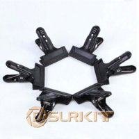 Wholesale 6pcs Big Photography Studio Background Backdrop Clamp Clip Black set Background Cheap Background Cheap Background
