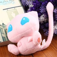 Wholesale 1pcs pink Cute Rare Mew polyester Plush Soft Doll Toy Gift Hot