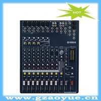 Wholesale 2016 new product hot Sale Price Professional channels High quality Audio stereo Mixer Console MG124CX