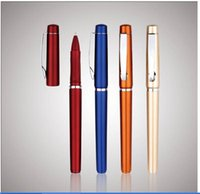 Wholesale Luxury Classic design roller ball pen school office supplies for writing