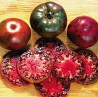 Wholesale 800 Black Krim Tomato Seeds nutritious TT225