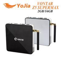 android tv box dual core - 10pcs VONTAR Z5 SUPERMAX Amlogic S912 OctaCore Android TV Box GB GB G GHz Dual WIFI Gigabit LAN BT4
