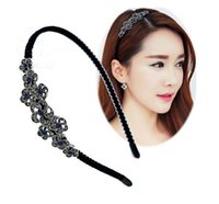 Wholesale Fashion Crystal Hairpins Romantic Olive leaf Headband Hairpin Wedding Party Bridesmaid Hair Accessories Headpieces Hair Band