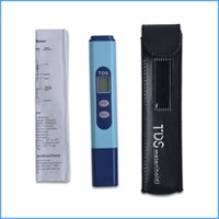 Wholesale ship by DHL TDS Digital Tester Meter ppm Hydroponics Digital Aquarium Pool Purity Filter
