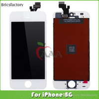 Wholesale 100 Grade AAA Quality Free DHL LCD Display Touch screen For iphone G S C LCD digitizer complete screen full assembly Accessories