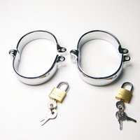 ankle width - Female ankle cuffs bondage restraints inner diameter mm mm width mm weight grams pair bondage metal cuffs