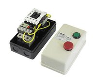ac magnetic starter - V AC Coil Three Phase Magnetic Contactor Motor Starter A Pole