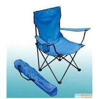 Wholesale portable light outdoor chair foldable stainless steel fabric chair with cup holder fishing chair logo printing is acceptable