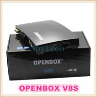 Cheap openbox v8 satellite receive Best HD satallite receive