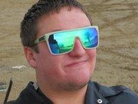 american eyewear - Fashion Multi Color Sunglasses Helm American Style Sunglasses Colorful Reflective Sports Eyewear Racing Sunglasses For Men