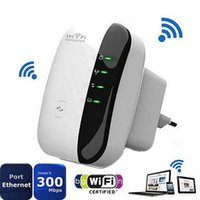 Wholesale 2016 Brand New Mbps Wifi Repeater Wireless N AP Range Signal Extender Booster WIFI Extender