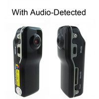 HD 1280 * 960 voix avtived Mini DV Sport Digital Video Recorder MD80 COMS Portable DVR caché PC webcam caméra de 5.0MP mini-caméra