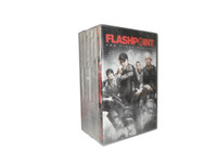 Wholesale Hotselling Flashpoint Season DVD boxset The Complete collection US Version Brand New Factory Price DHL fast shipping