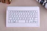 Wholesale Wireless Bluetooth Keyboard For iPad Mini Bluetooth Wireless Keyboard KB841 With Black Or White Color