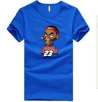 Wholesale 2016 LBJ James LeBron James Q T Shirt High Top LeBron James Sport T Shirt High quality