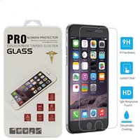 Wholesale 2016 Washable Premium Real Anti Scratch Tempered Glass Film Clear Screen Protector for Apple And