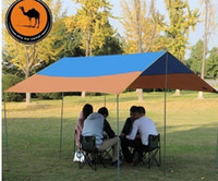 awnings canopies - m Ultraviolet sun shelter rain proof sunshade shed outdoors Camp roof awning Tent ultralight Canopy Pergola colors carpas
