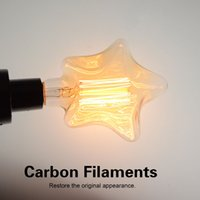 Wholesale T45 S13 Vintage Edison Bulb Retro Lamp W Incandescent Light Bulbs E27 V Lampada Pendant Deco Lighting H32 M32 AK