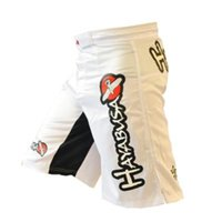 Wholesale Mens MMA Boxing Shorts Muay Thai Fight Trunks Cheap MMA Kickboxing Shorts Sanda Fight Pants M XL Black White