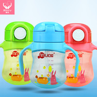 baby cup straw - maternal and child supplies mumlove baby straw cups ml two handles learning to drink cups with tube and dust cover
