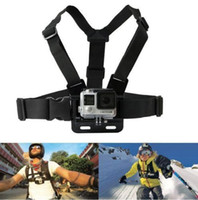 Wholesale Adjustable Elastic Chest Strap Harness Mount for GoPro HD Hero Camera