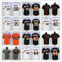 american complete - Complete Logo name Stitched Giants POSEY CRAMFORD BUMGARNER McCOVEY American League Baseball Jerseys Sport