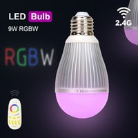 Wholesale 2 G RF W RGBW LED bulb R Smart LED bulb with CE RoSH certificate for wholesell