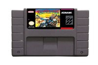 Wholesale Hot selling snes games USA and EURO version both USA version gray shell Sunset Riders