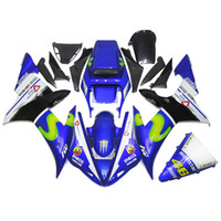 Wholesale Fairings For Yamaha YZF1000 R1 YZF R1 Year Plastics ABS Motorcycle Fairing Kit Bodywork Motorbike Cowling Movistar Vale