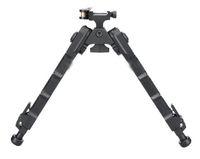 aluminum rifle - New Aluminum SR5 tripod Quick Detach SR Bipod fit mm picatinny rail for rifle scope Black