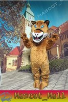 best halloween events - MALL139 Custom Cougar Mascot Costume Halloween Prop Adult Best Animal Cartoon Costumes Carnival Party Halloween Outfits Event Performance