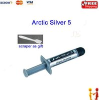 arctic silver thermal compound - Arctic Silver High Density Polysynthetic Silver Thermal Compound g Tube