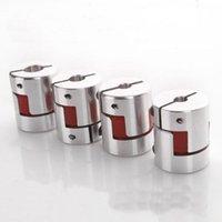 Wholesale Aluminium Plum Flexible Shaft Coupling D25 L30 X6 mm Motor Connector Flexible Coupler mm To mm