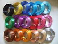 aluminium jewellery - 5 Metres Roll of mm Aluminium Craft Floristry Wire For Jewellery Beading Making
