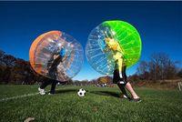Wholesale 0 mm PVC m Air Bumper Ball Body Zorb Ball Bubble football Bubble Soccer Zorb Ball For Sale Zorb ball