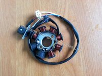 Wholesale Scooter Moped ATV Go Kart QMB GY6 cc pole wire Dual Ignition magneto stator