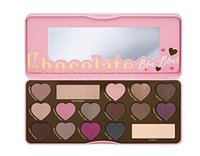 Wholesale 2016 New arrival Too Faced naked BON BONS Chocolate Bar Love Heart shaped Eyeshadow palette colors factory price