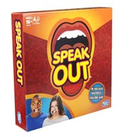 best mother board - Speak Out Game Best Selling Hottest Family Catch Phrase Games Board Game Interesting Party Mother Daughter Game