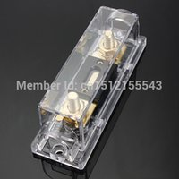 Wholesale The Most Popular High Quality New ANL Fuse holder Distribution Fuseholder INLINE GA Positive AMP