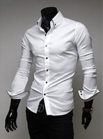 argyle dresses - Fashion striped long sleeved shirt lined new mens casual shirts classic dress shrit hot sell mens casual shirts tailored fit free shipp