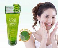 Wholesale lip gloss remover Rip pull lip gloss bane tear aloe makeup gels Aloe vera gel makeup remover