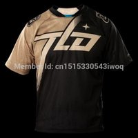 Wholesale Troy Lee Designs TLD Racing Jersey MX DH Offroad Cycling Bike Sports TLD Short Jersey T shirts MC