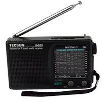 best sw radio - Best TECSUN R Radio FM AM SW Radio Multiband Radio Receiver Portable DX LOCAL Sensitivity Y4140A Fshow